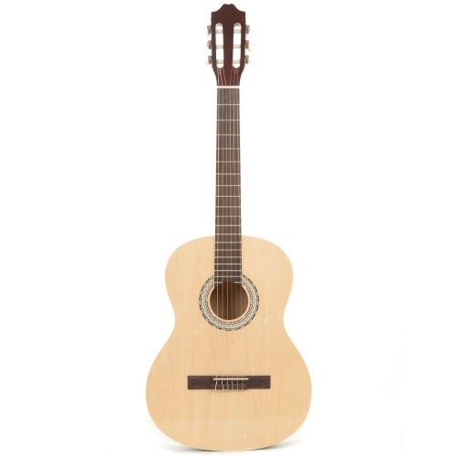 "39"" Classic Full Size Acoustic Guitar by Fortissimo"