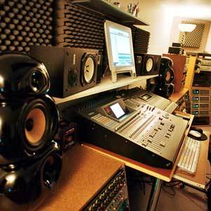 Recording Artist Studio Session Experience
