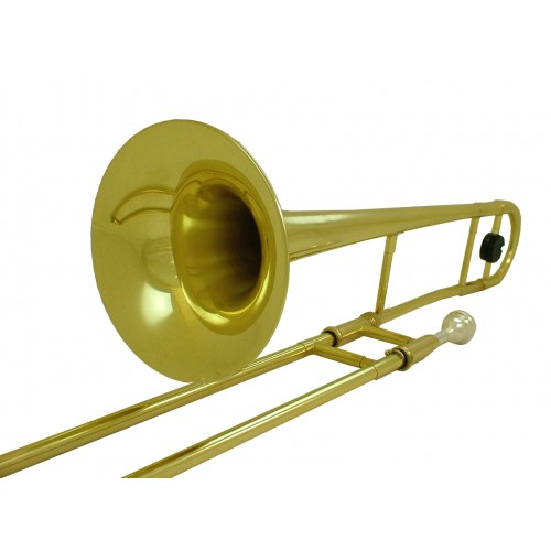 Classically Styled Medium Bore Tenor Trombone