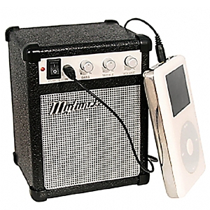 Mini Guitar Amp Style Mp3 Speaker
