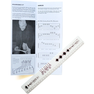 Musical Novelty Sound Effect Ruler