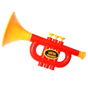 Novelty Blow Your Own Trumpet Joke Toy