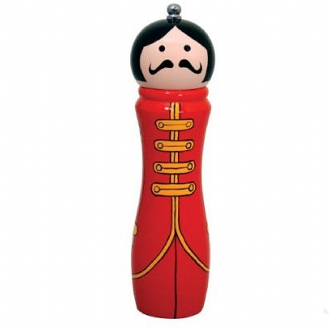Sergeant Peppers Lonely Novelty Pepper Grinder