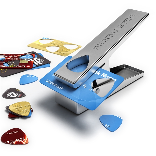 Ultimate Guitar Pick Creator
